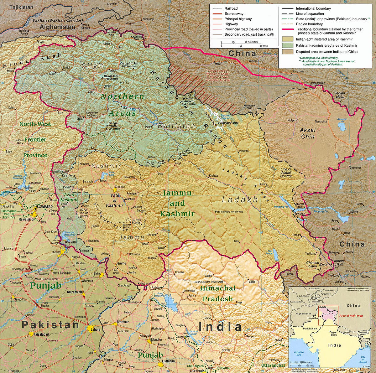 Can There Be a Kashmir Solution?