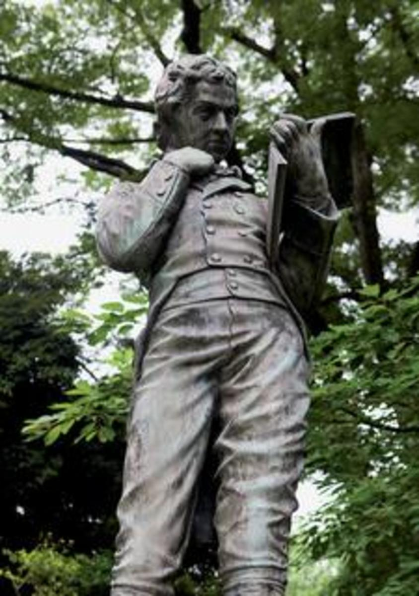 Statue of Edward Jenner