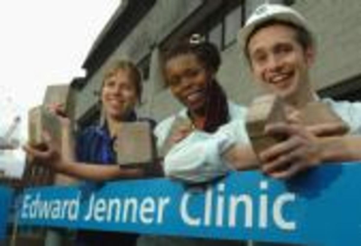 Edward Jenner Clinic at Gloucester Royal Hospital
