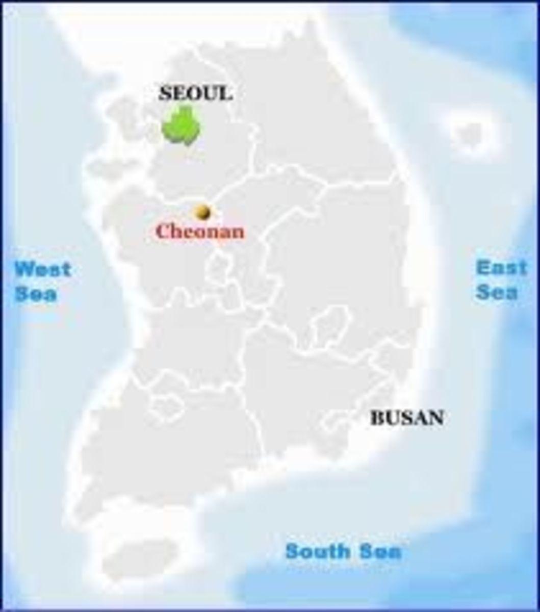 Cheonan, South Korea