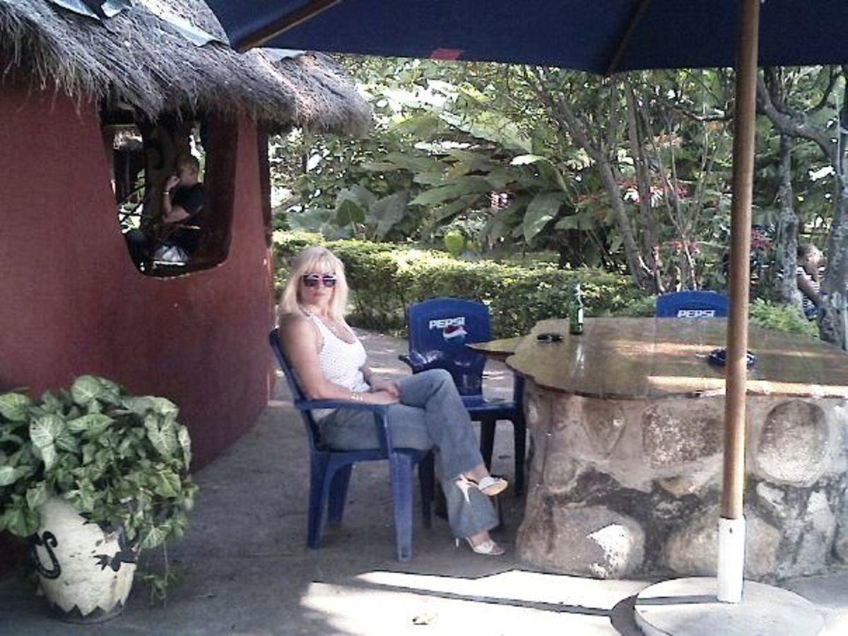 Sonja @ Tunza Lodge, Tanzania © Sonja Jordaan