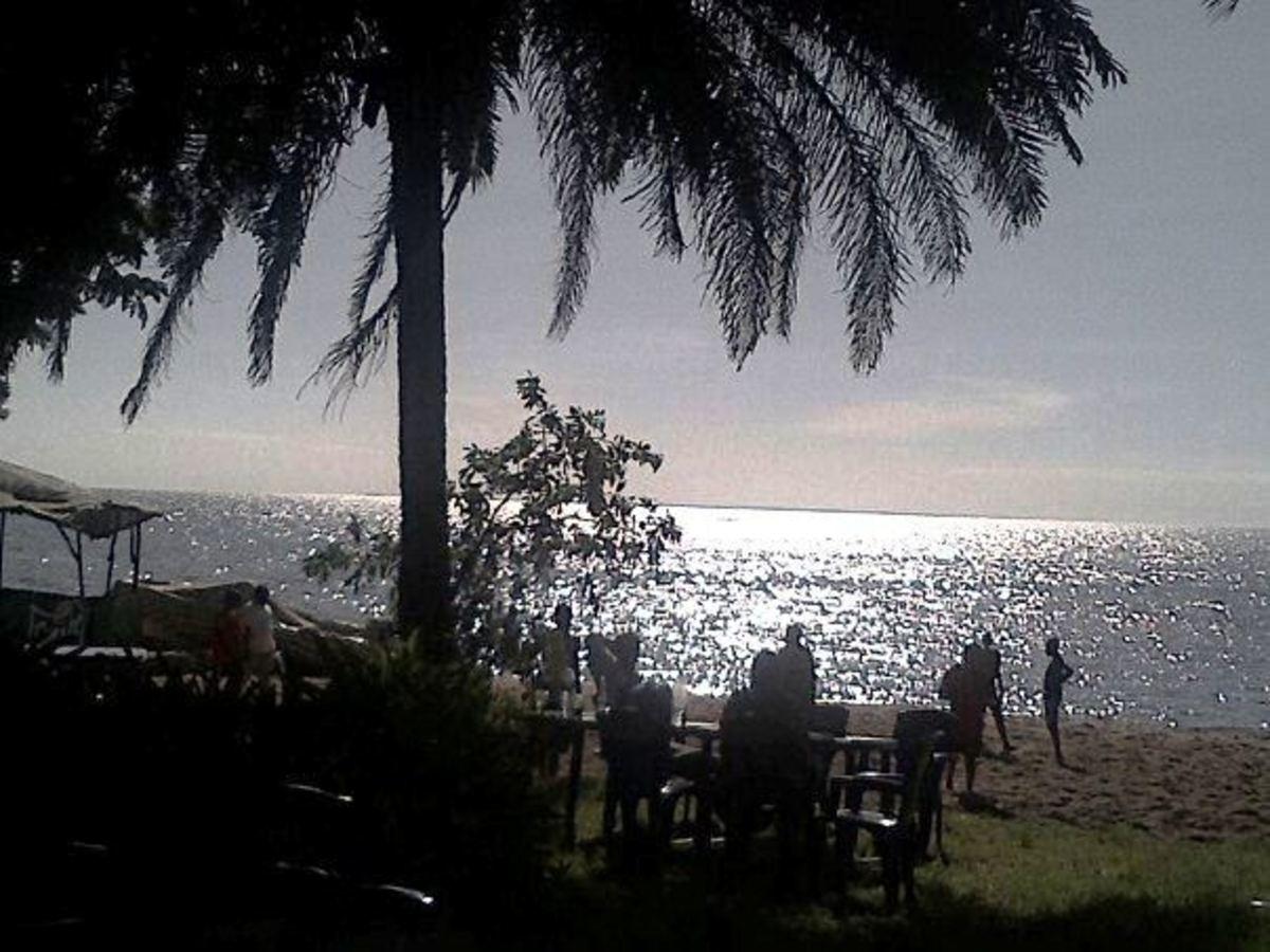 View on Victoria Lake @ Tunza Lodge © Sonja Jordaan