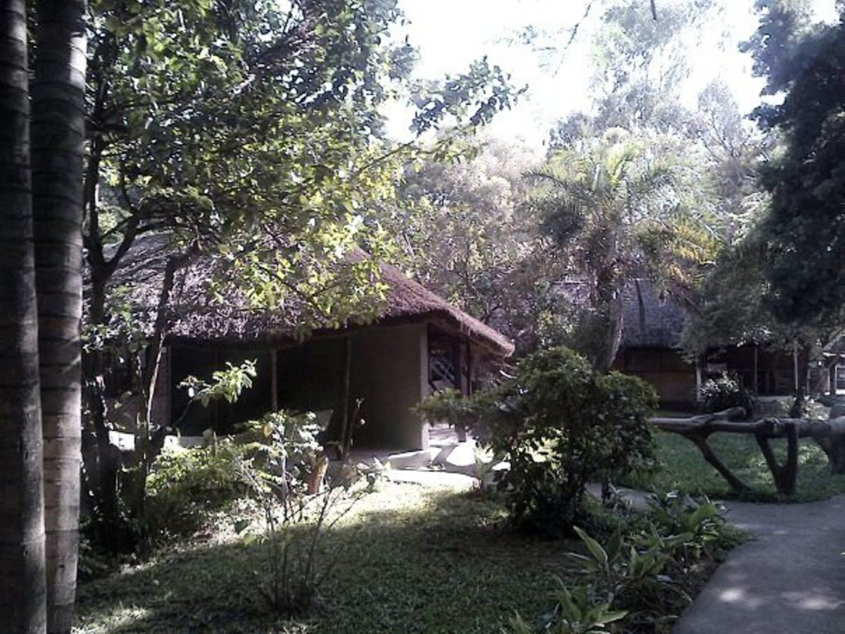 Tunza Lodge, Tanzania © Sonja Jordaan