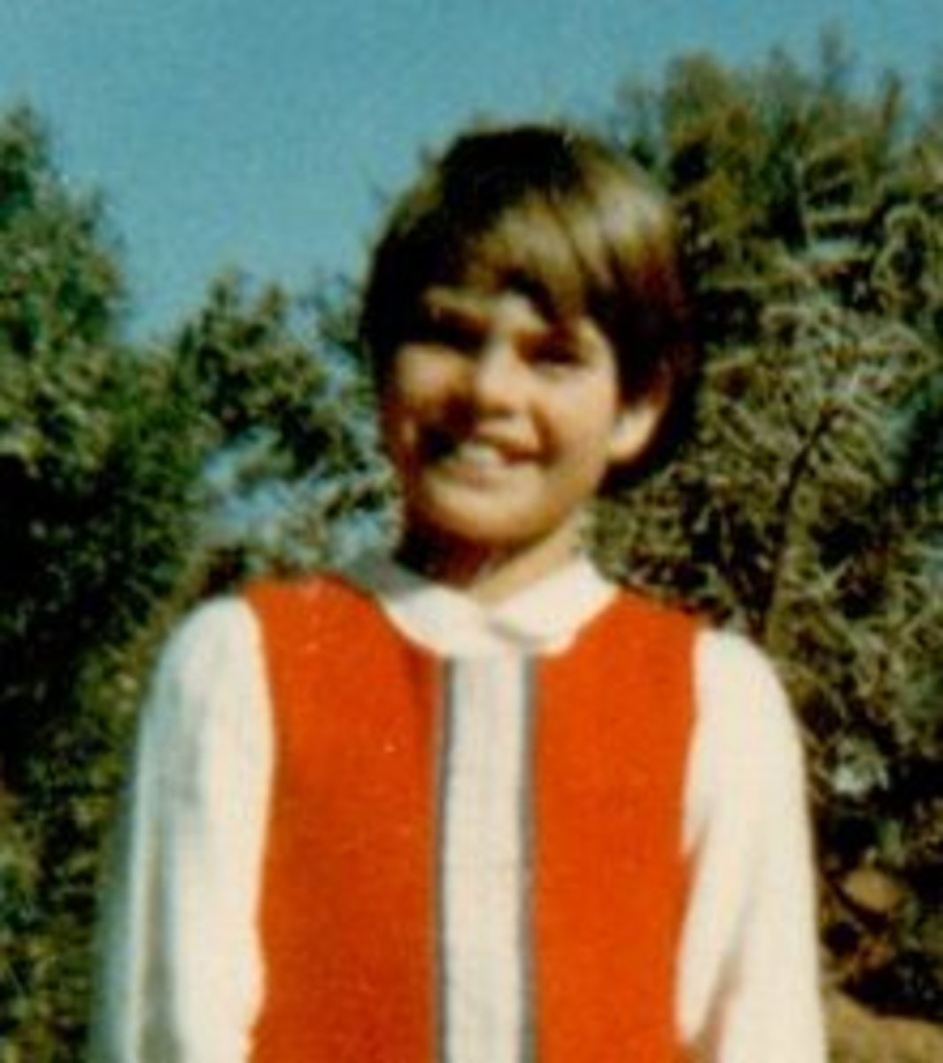 Me 11 years old © MCJCP