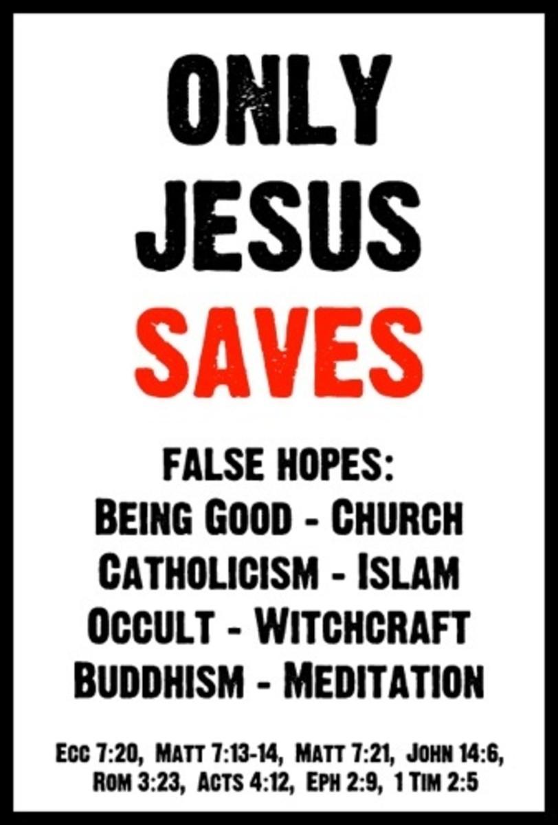Seek Jesus Christ!