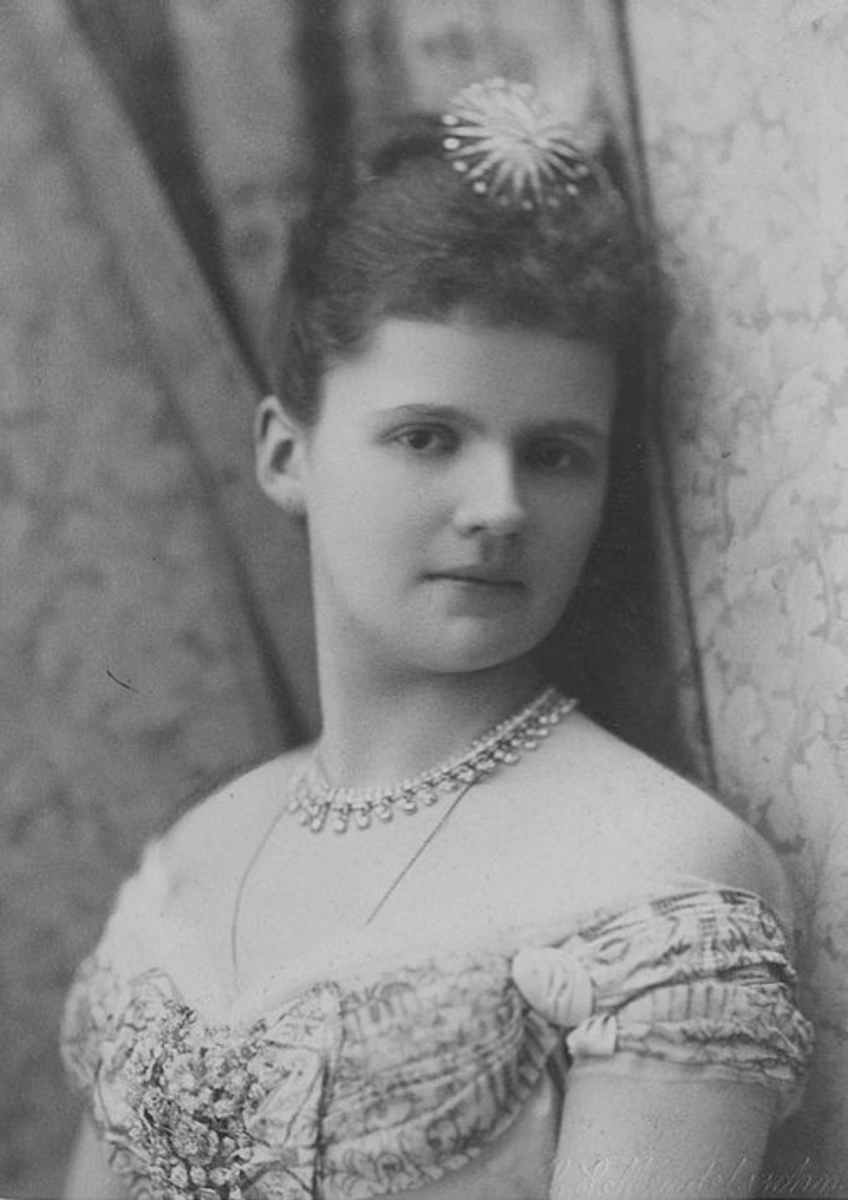 Honorable Helena, Princess of Waldeck and Pyrmont, Duchess of Albany