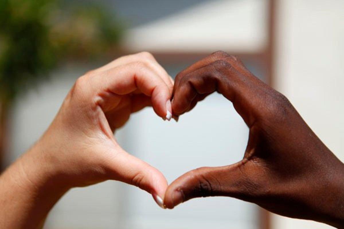 We must unite in love.