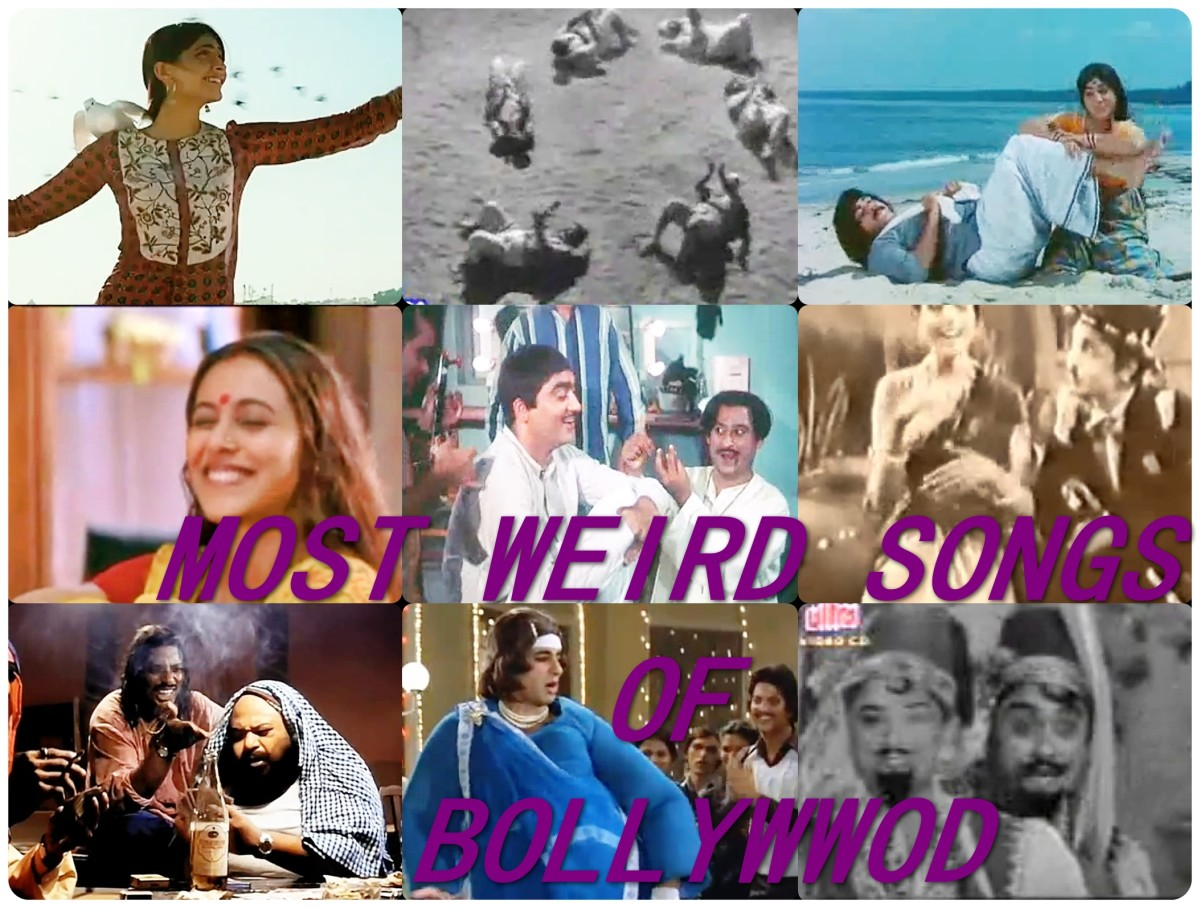 Best Unorthodox Hindi Songs of Bollywood