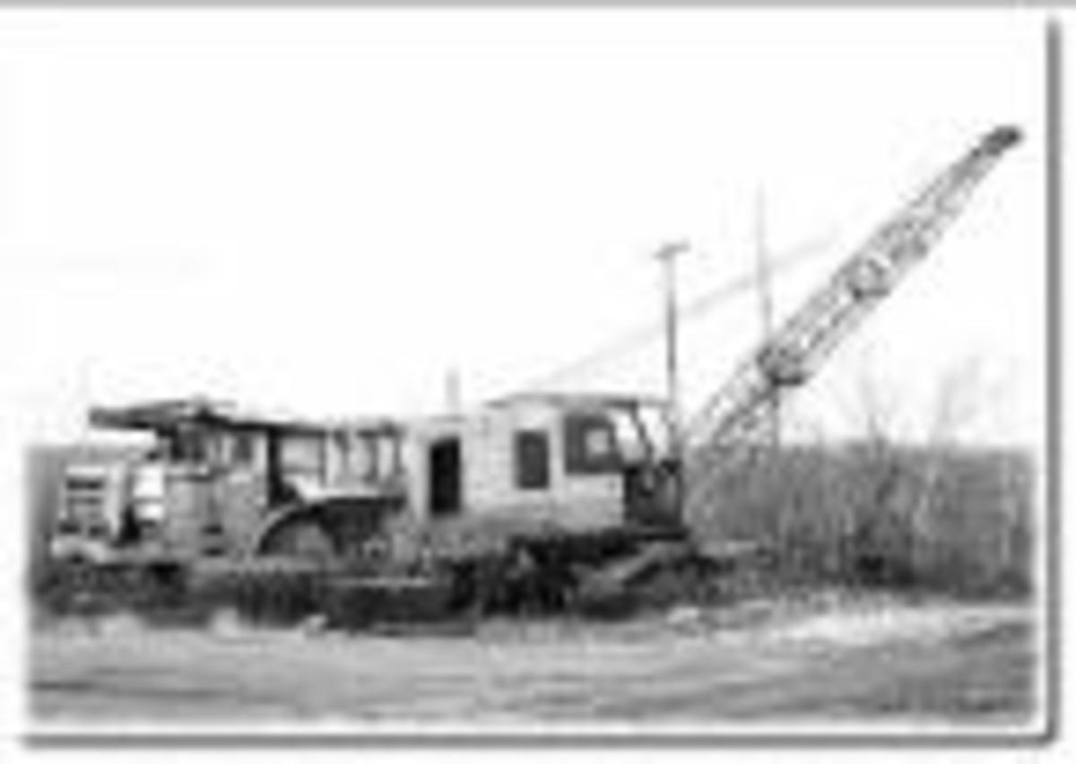 Mining Equipment Evolves