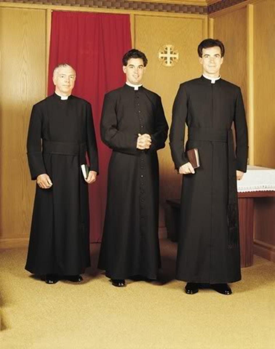 The Jesuit Cassock