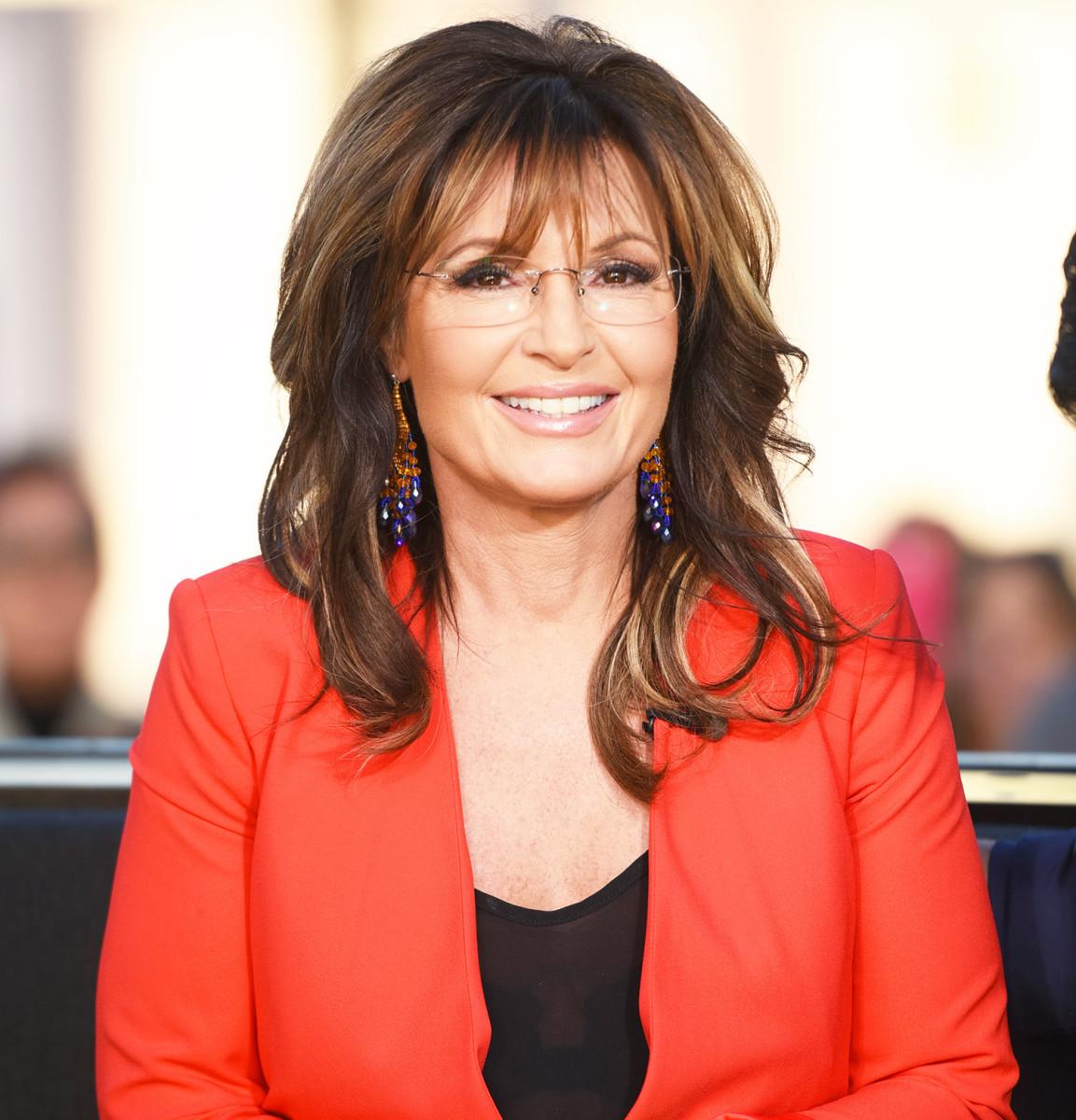 Sarah Palin (R)