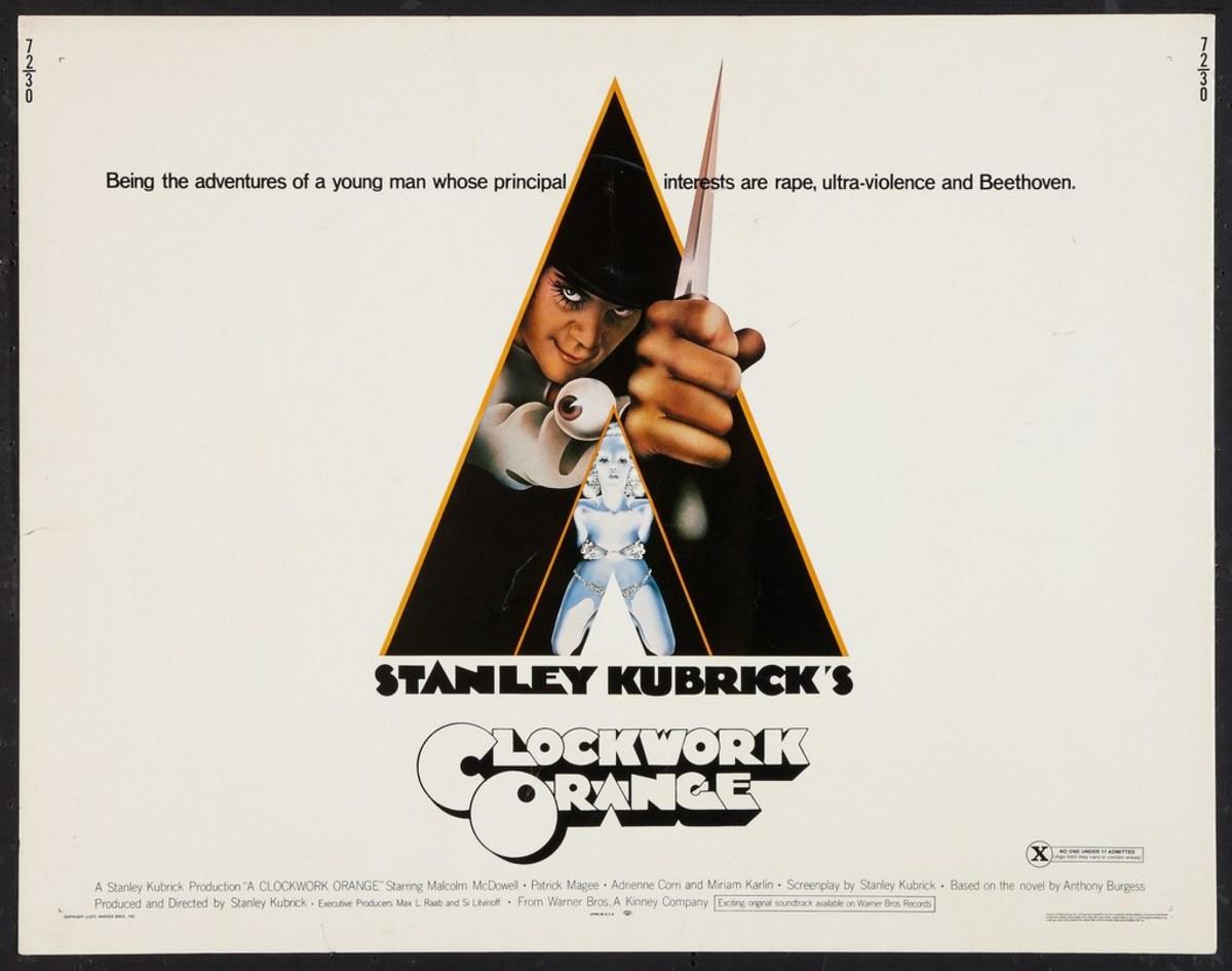 A Clockwork Orange (1971) - Illustrated Reference