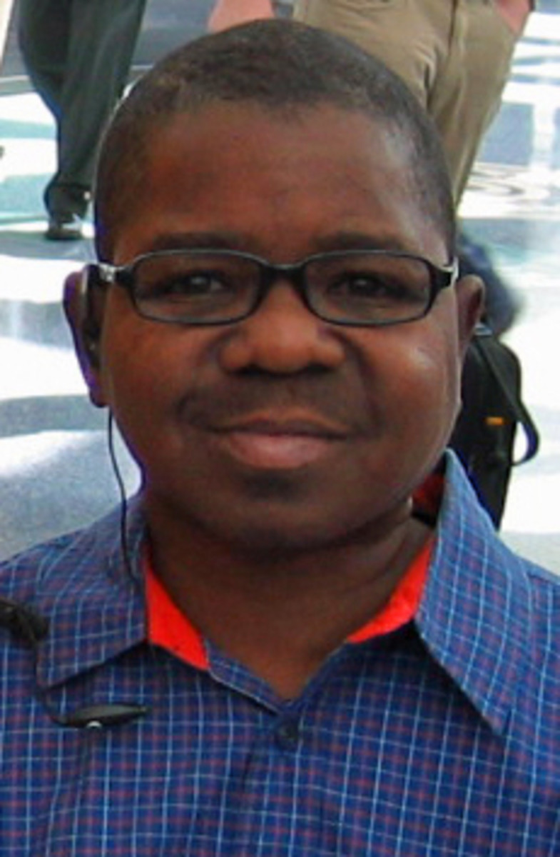 Gary Coleman at the 2005 E3.