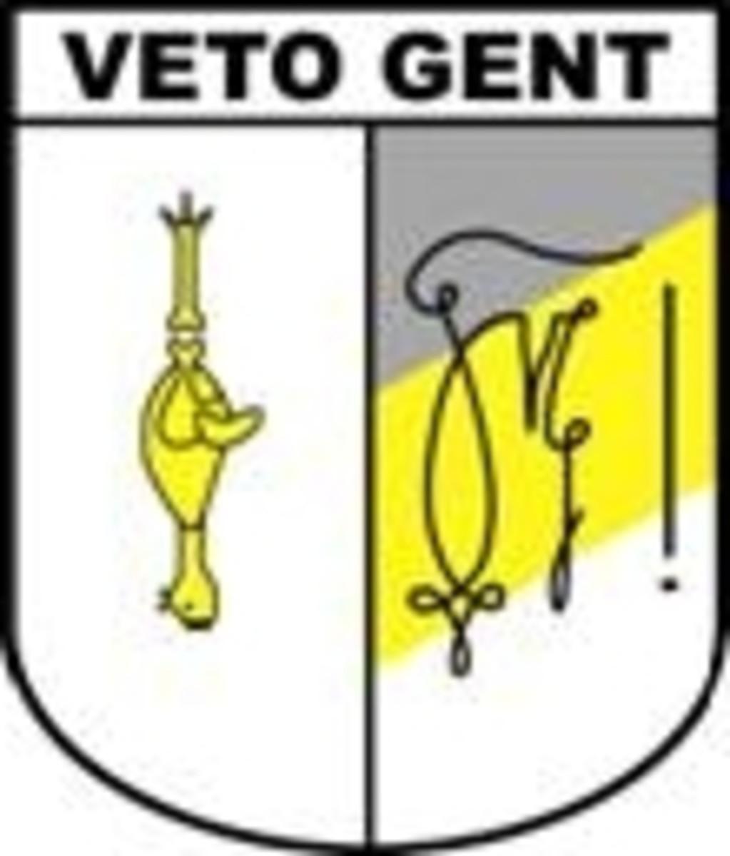 Logo Veto Gent