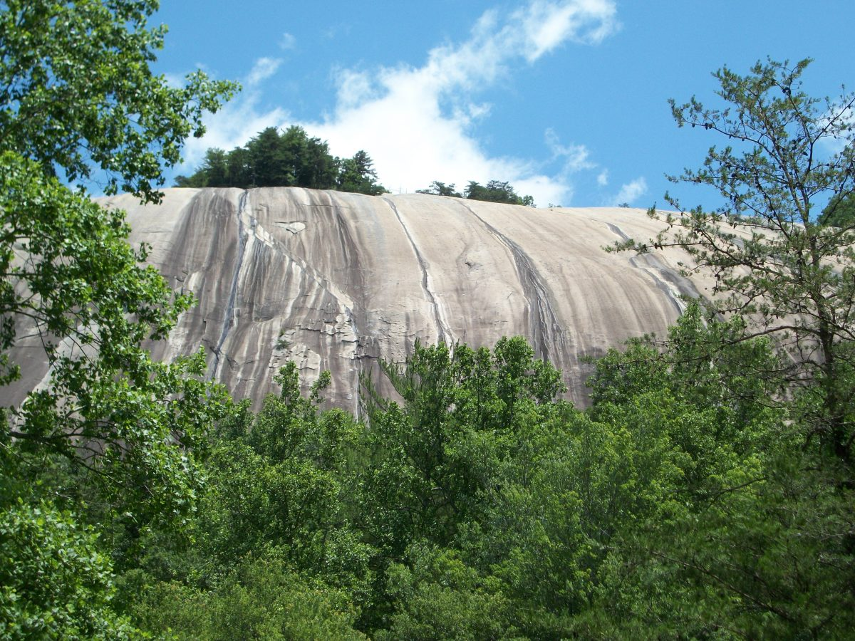 Stone Mountain State Park -- Roaring Gap, NC