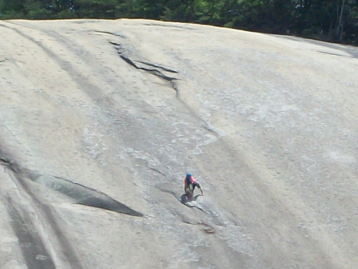 Rock Climbers!