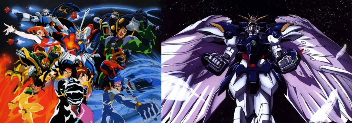How the 90s Changed the Gundam World