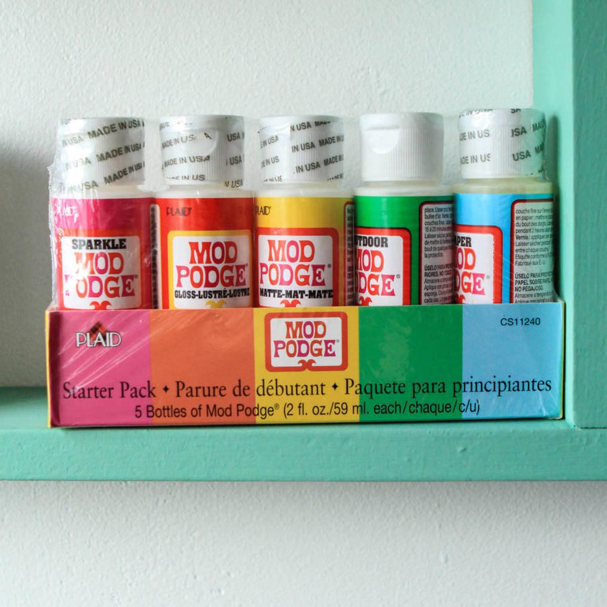 Best Mod Podge Craft Ideas