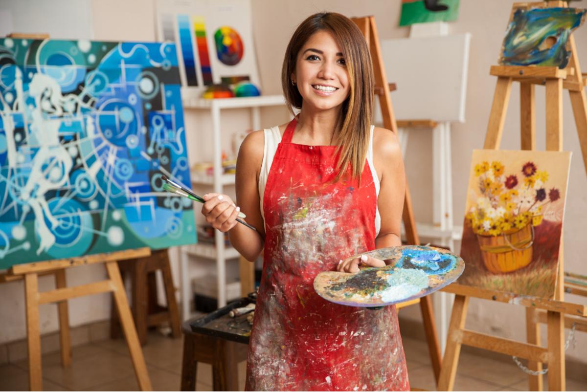 8 Tips for Success in the Art Market