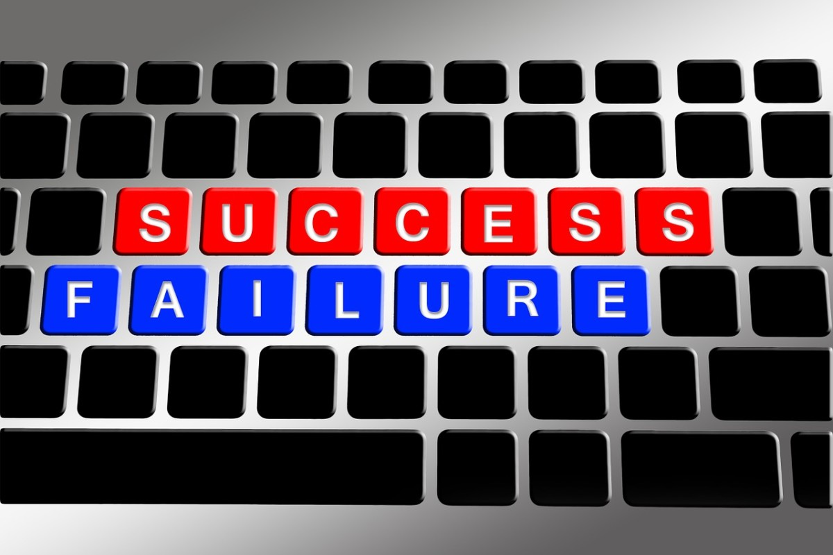 Thin line between success and failure