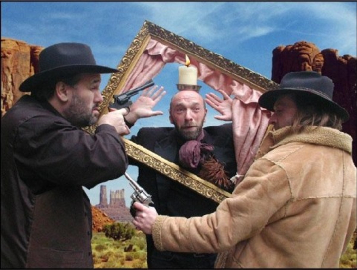 The Lost Dutchman Gold Mine