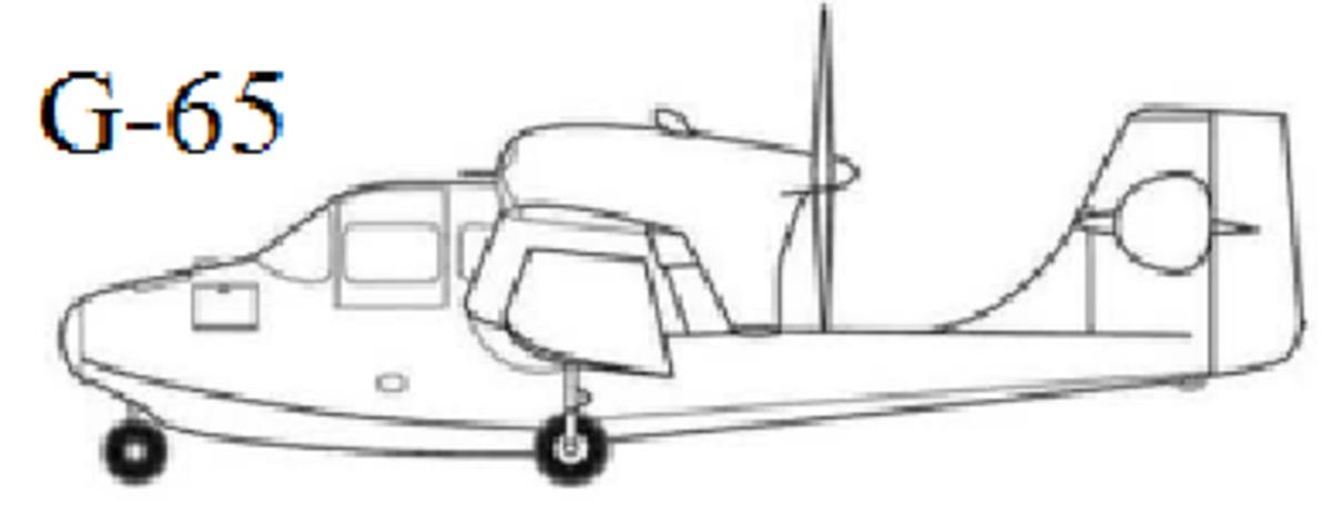 Grumman G65 Tadpole