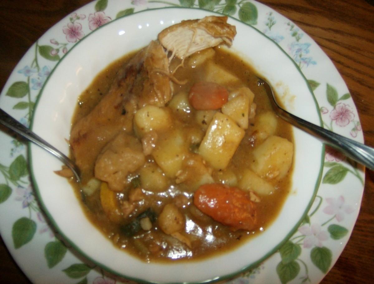 Nana's Chicken Stew