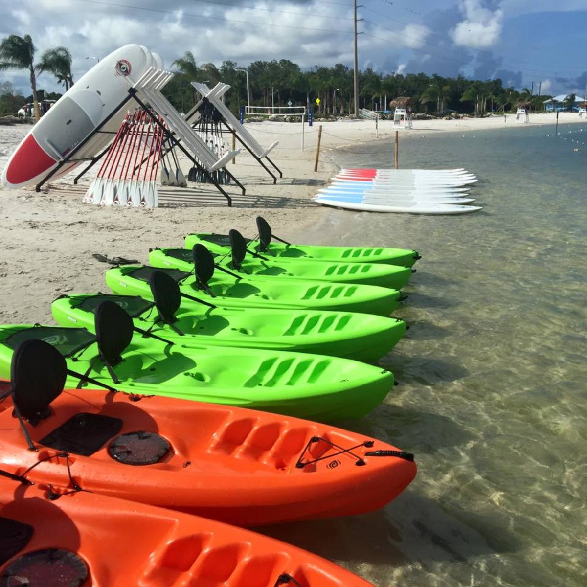 SunWest Park's Vessel & Equipment Rentals!