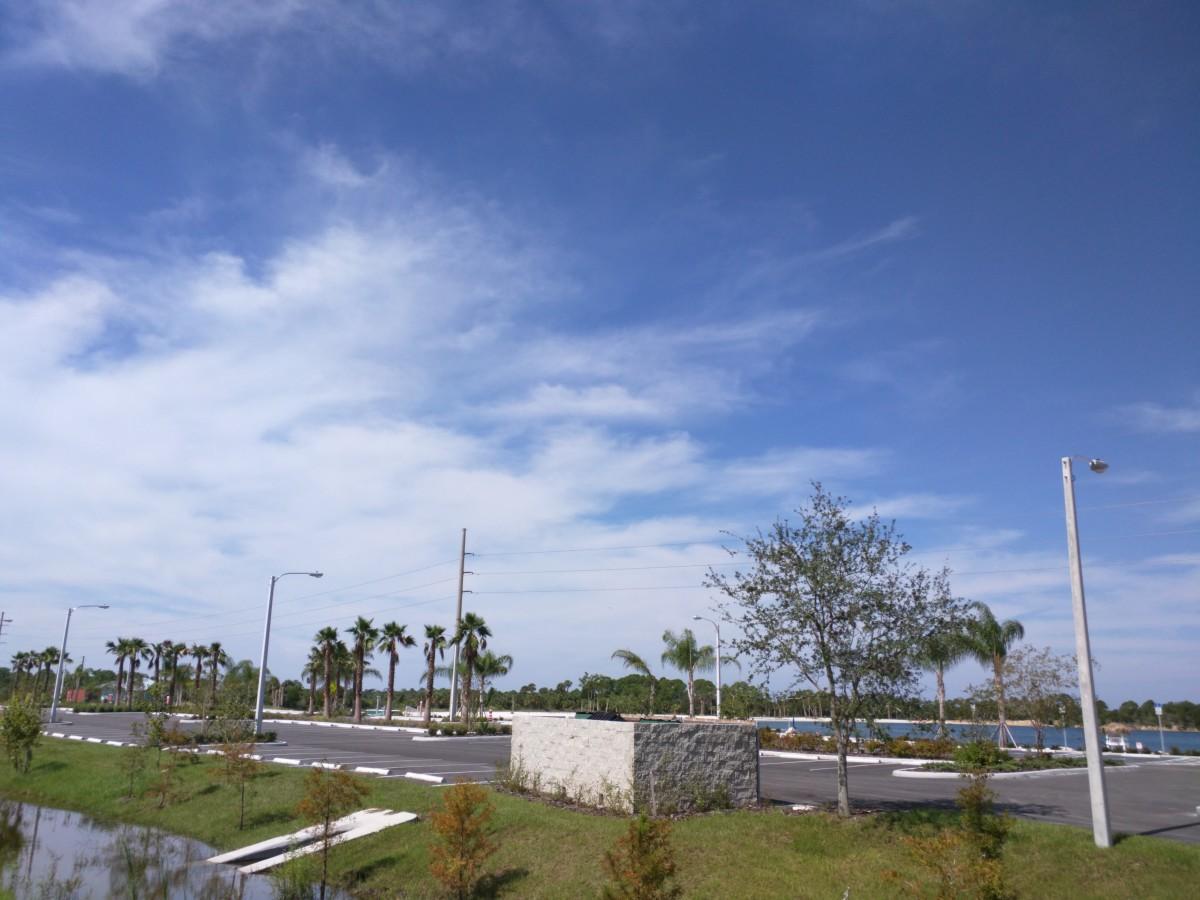 SunWest Paved Parking Lot