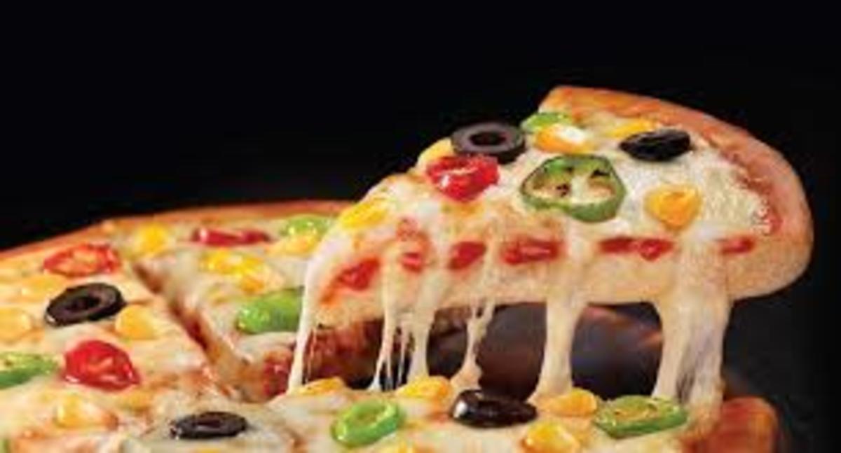 No Kneading No Rollling Tasty Pizza Recipe