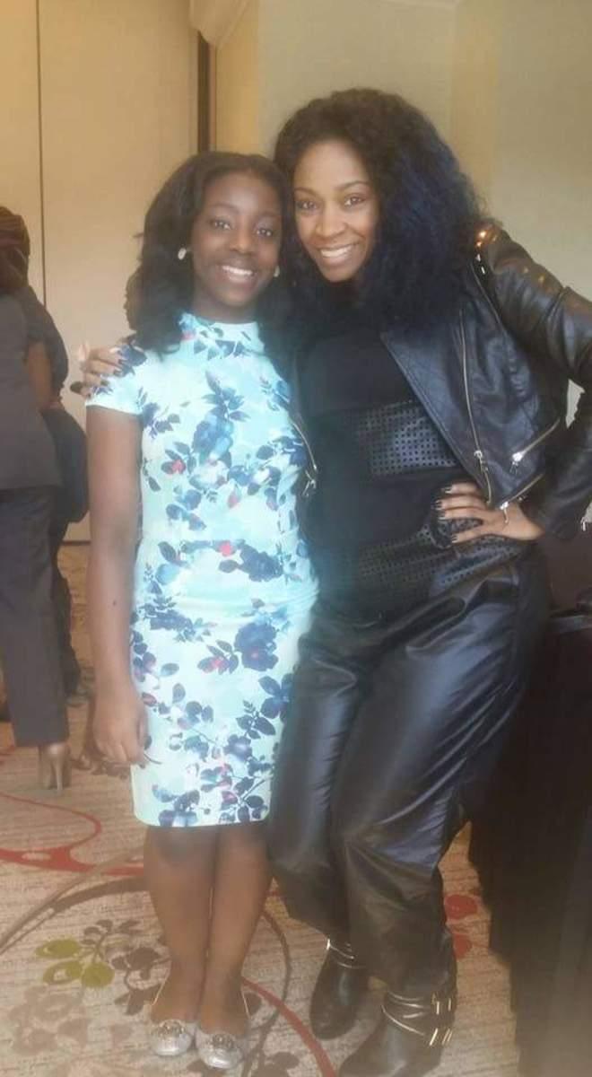 Kimani & Dee Woods ofDanity Kane (Diddy)