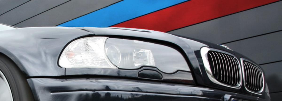 BMW E46 drives into a legend