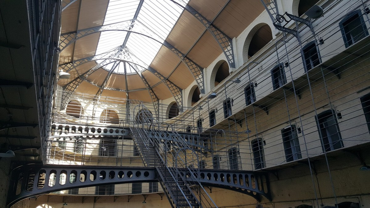 Visit Kilmainham Gaol Dublin, Ireland