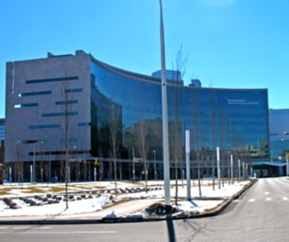 The Cleveland Clinic's Miller Pavilion