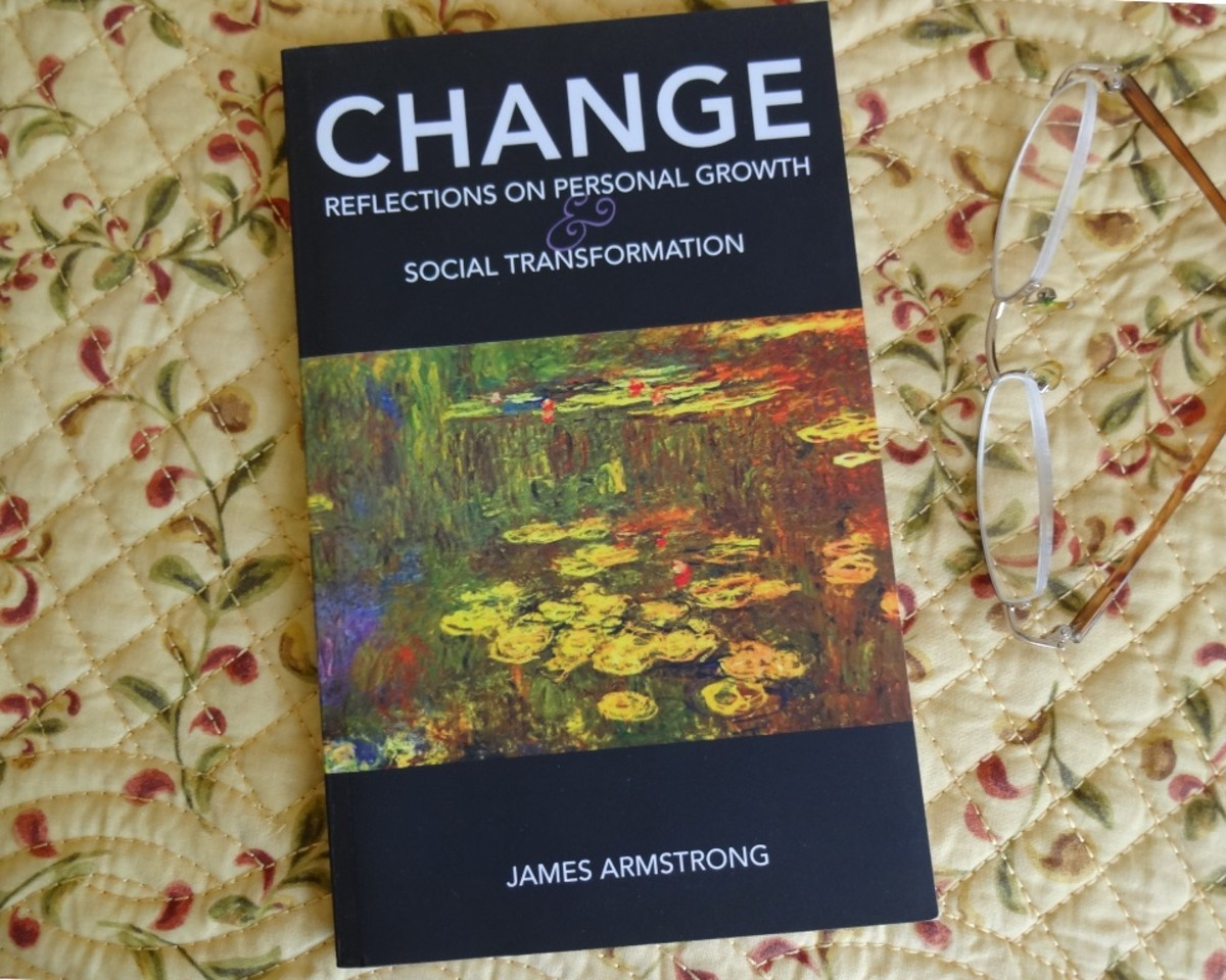 Change, Reflections on Personal Growth & Social Transformation, Book Review