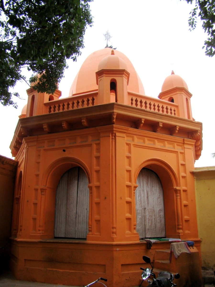 Rasmancha of Mohanta Asthal, Ukhra