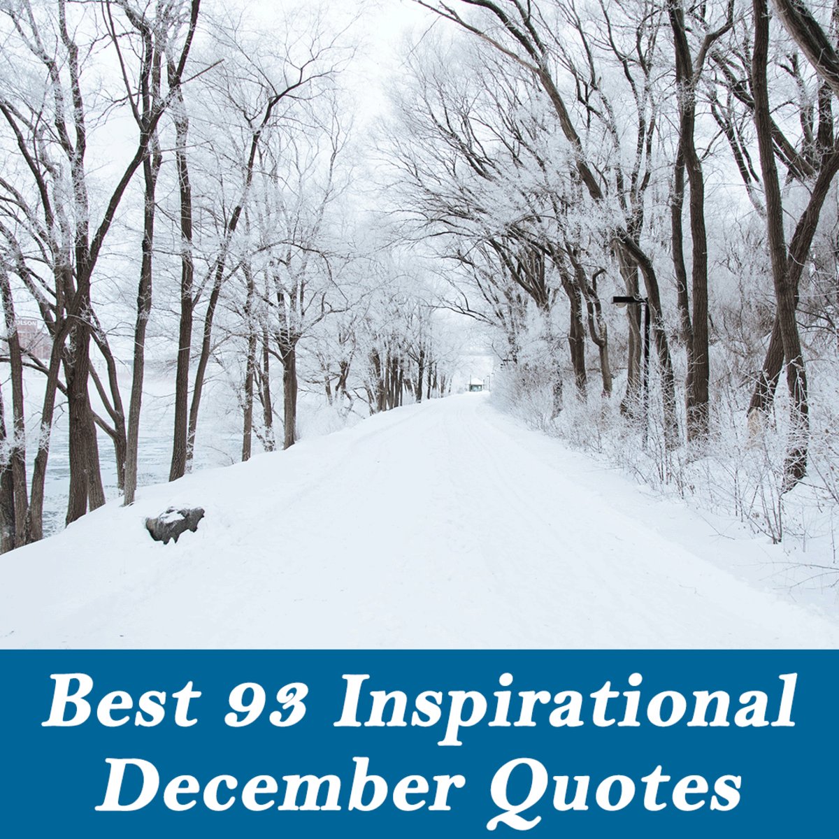 Best 93 Inspirational December Quotes To Inspire A Fresh Start Every Day