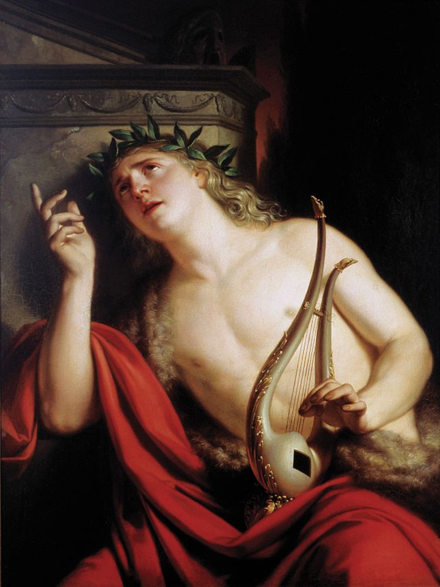 Orpheus: The Charm of Music in Life and Death