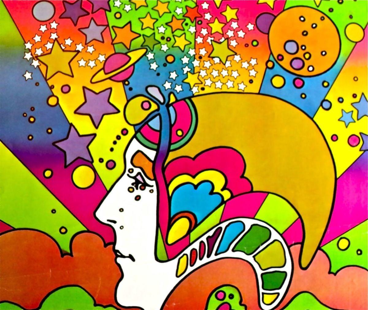 Cosmic 60's - Peter Max