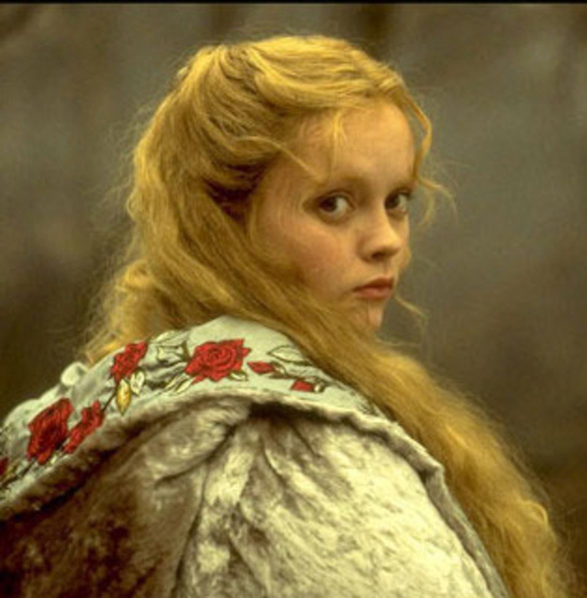 Christina Ricci as Katrina Van Tassel from Sleepy Hollow