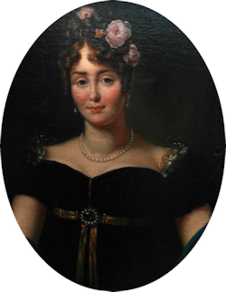 Maria Walewska by François Gérard
