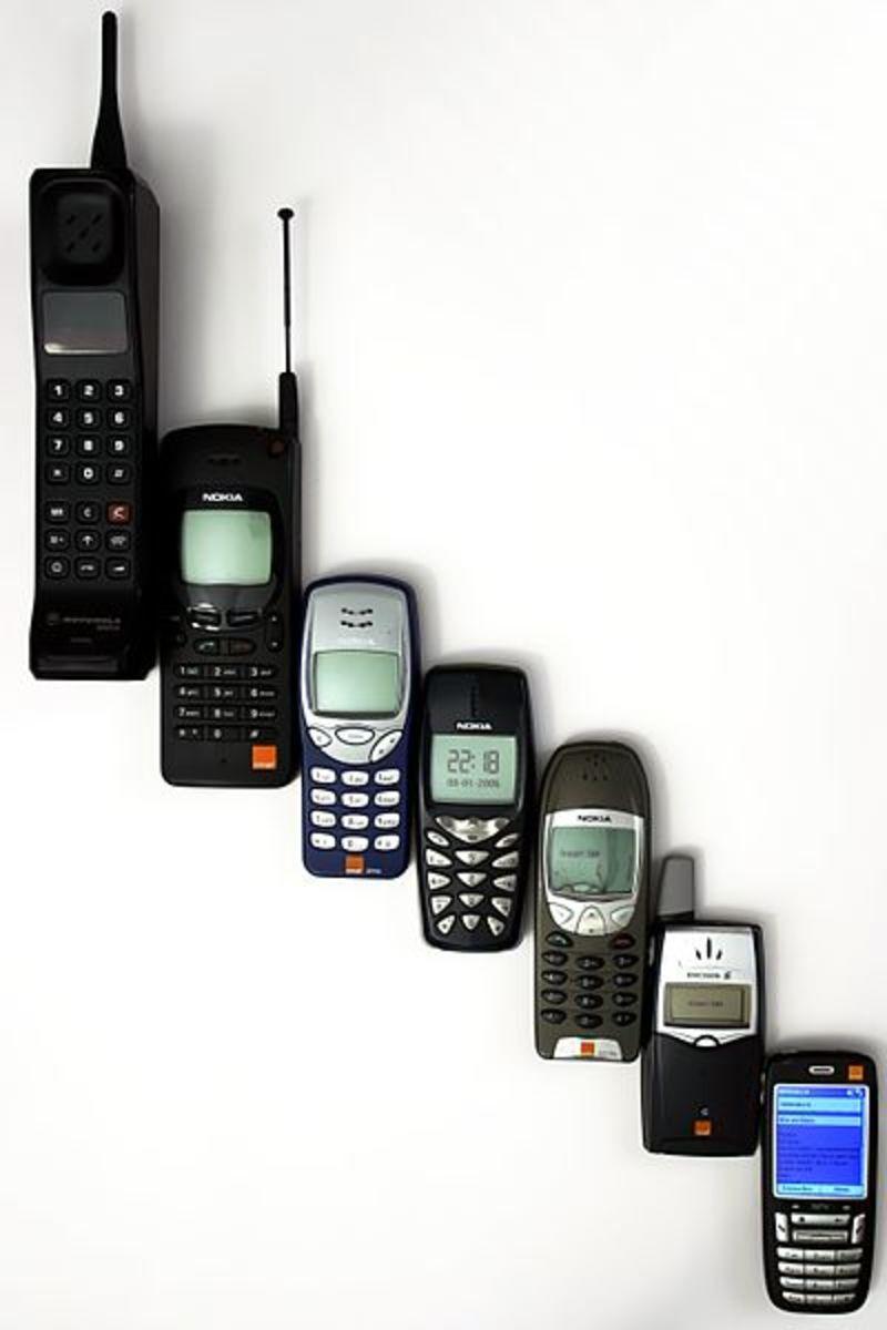 Cell Phones of the Roaring Twenties