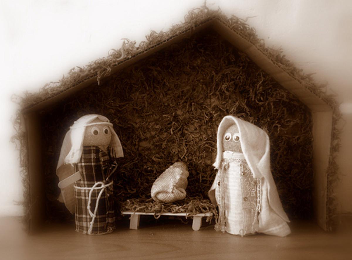 More Nativity Crafts