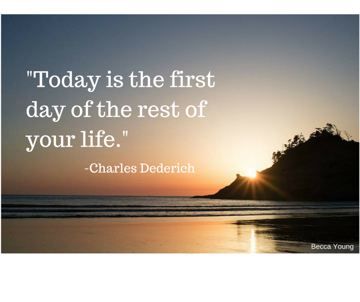 Leave the Stagnant Life Behind By Consciously Creating Each New Day