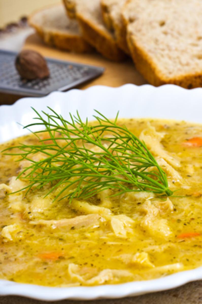 Polish Tripe Soup. Image: © CCat82 - Fotolia.com
