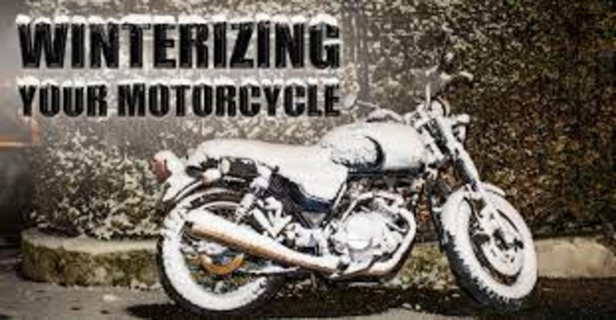 5 Tips to Winterizing Your Motorcycle