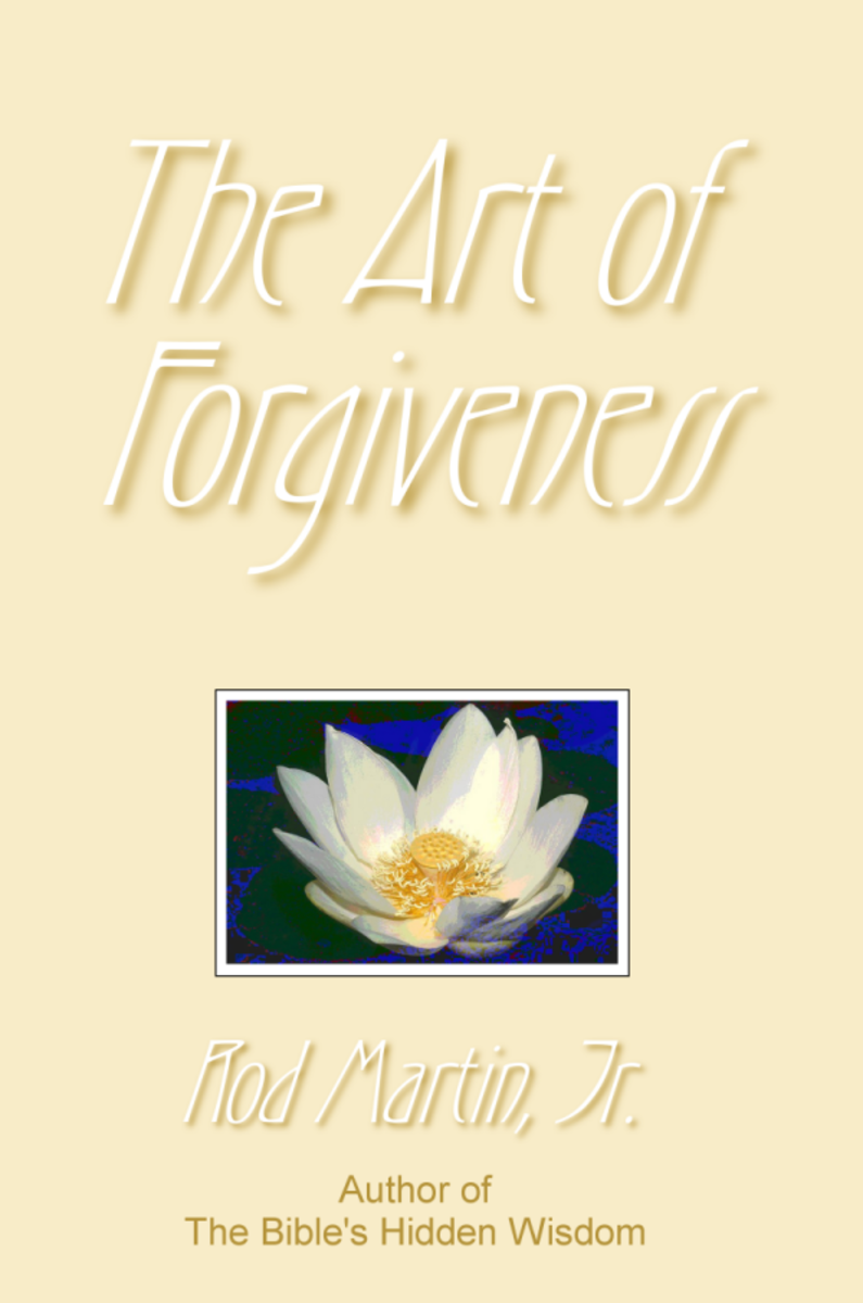 Forgiveness is all about the true meaning of love. Cover by Rod Martin, Jr.