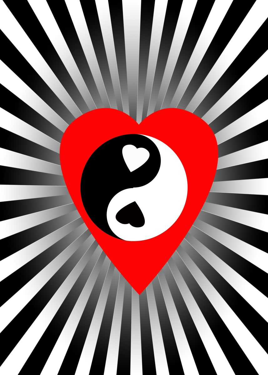 Yin Yang Heart Three