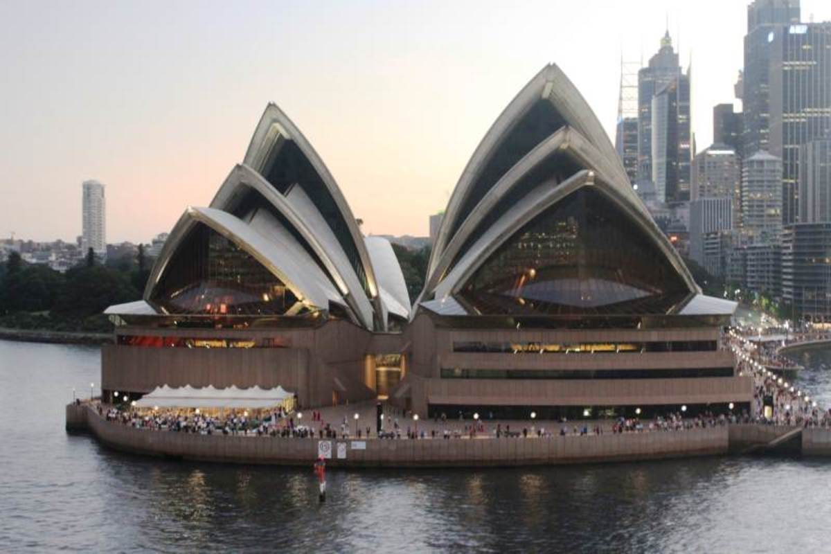 Australian Outback Adventure on Princess Cruise Lines