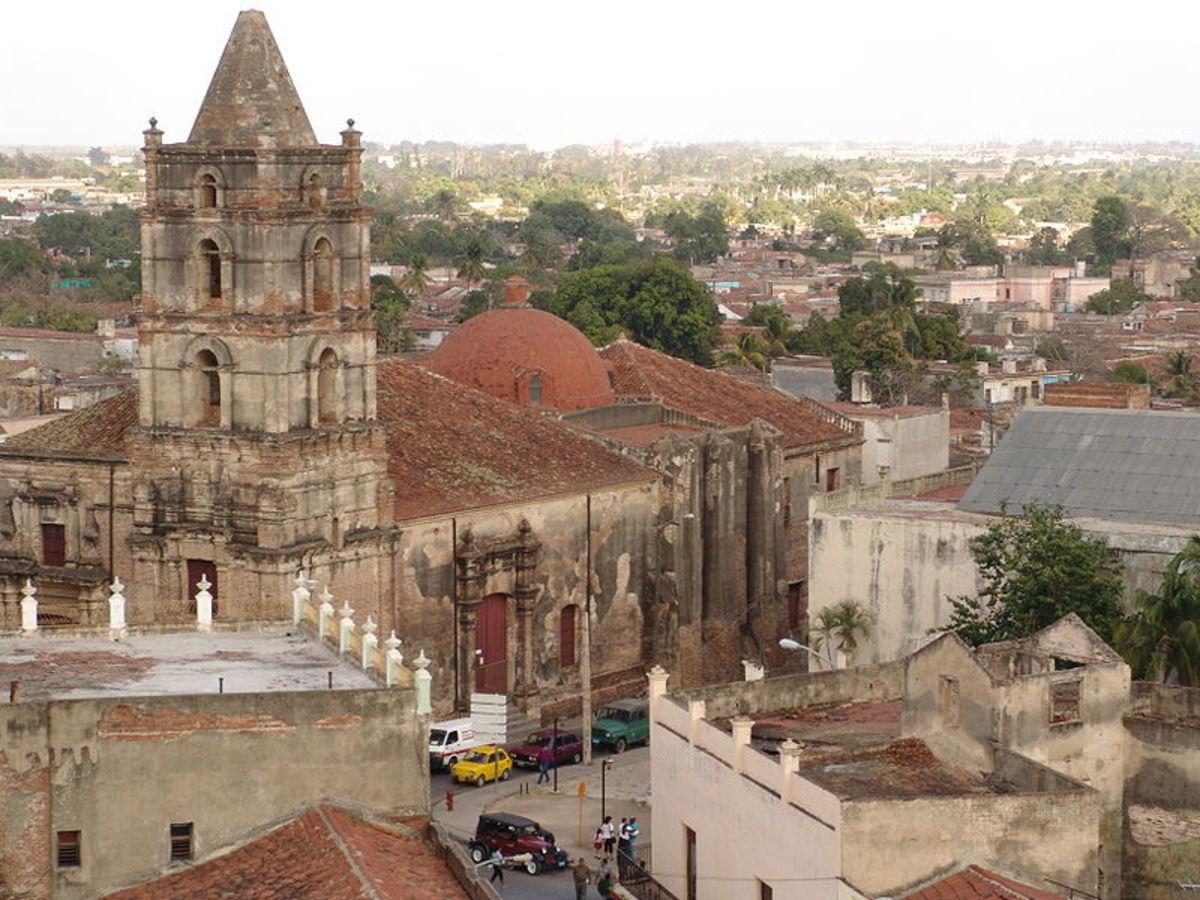 Iglesia de Nuestra Senora de la Soledad in Camagey.